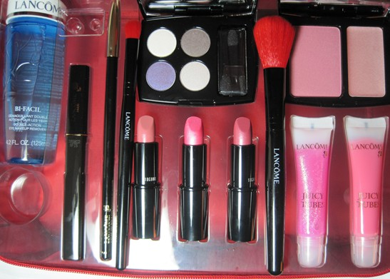 Lancome Party Pinks   My Ray of Beauty